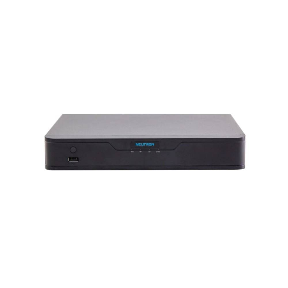 NVR UNIVIEW NVR301-04S2 4 KANAL 6MP ULTRA 265 1 SATA