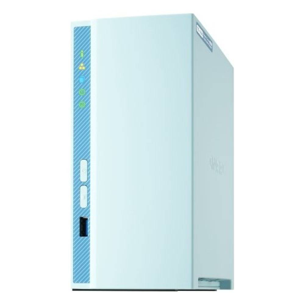 NAS QNAP TS-230-2GB RAM 2 HDD YUVALI TOWER