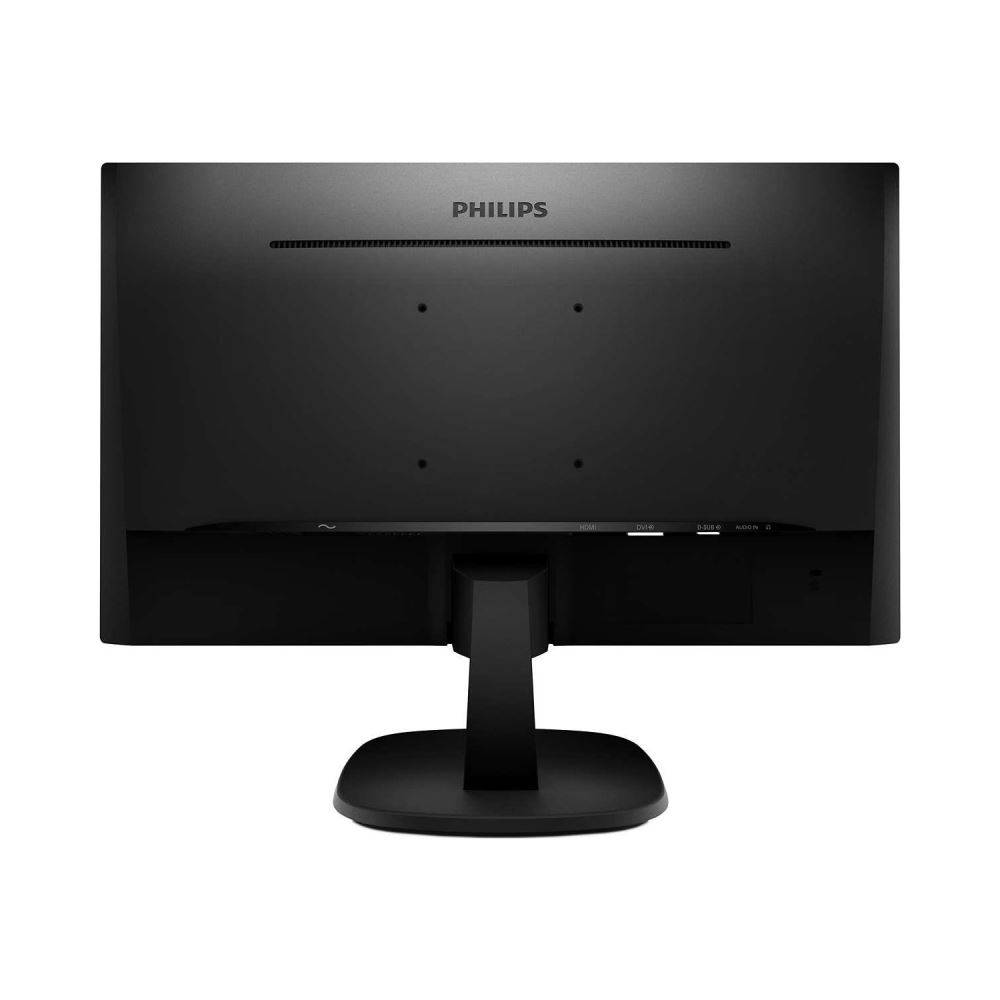 MNT 23.8 PHILIPS 243V7QDAB/01 IPS 5MS DVI/HDMI SİYAH