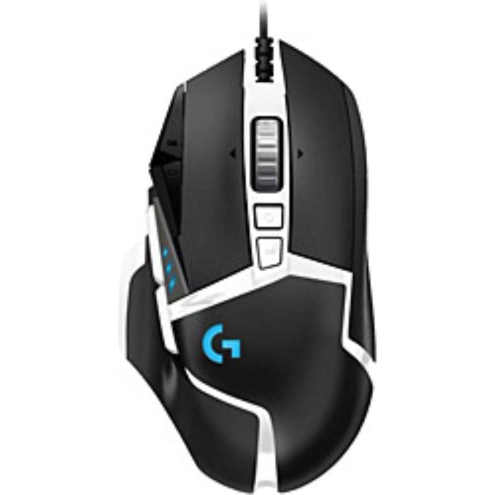 MOUSE LOGITECH G502 SE HERO GAMING KABLOLU USB 910-005728