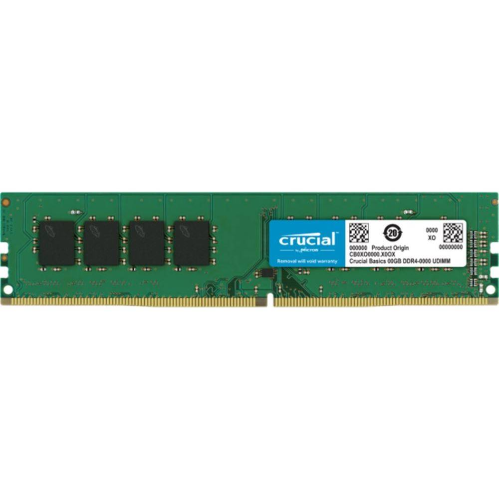 RAM PC 4GB DDR4 2400MHZ CRUCIAL BASIC CB4GU2400