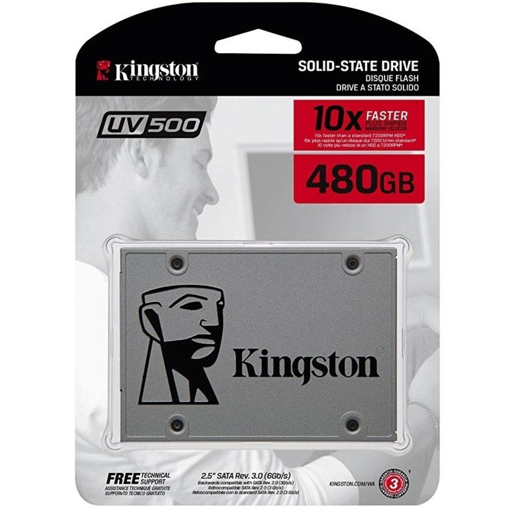 HDD SSD 480GB KINGSTON A400 2.5