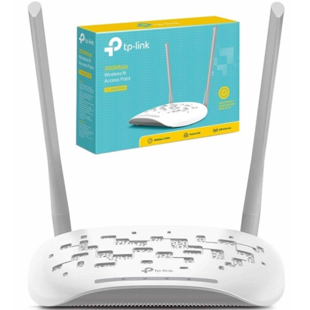 AP TPLINK TL-WA801N 1 PORT 300MBPS WİFİ ACCES POINT